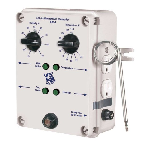"""""""C.A.P."""" BRAND """"AIR 4"""" ATMOSPHERIC CONTROLLER (2 UNITS AVAILABLE)"""